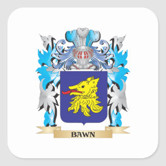 Bawn Coat of Arms Stickers