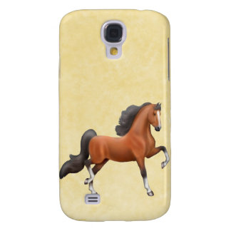 Bay American Saddlebred Horse HTC Vivid Tough Case Samsung Galaxy S4 Case