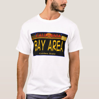 Bay Area (black) T-Shirt