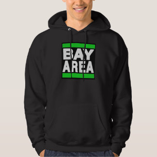 Bay Area Green Hoodie