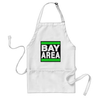 Bay Area Green Standard Apron