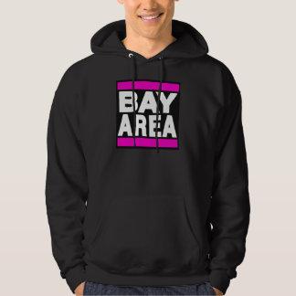 Bay Area Pink Hoodie