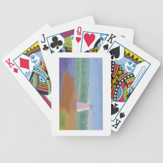 Bay Lighthouse, Deck of Playing Cards