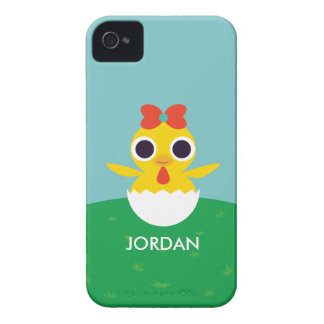 Bayla the Chick iPhone 4 Case