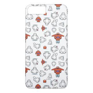 Baymax Suit Pattern iPhone 8 Plus/7 Plus Case