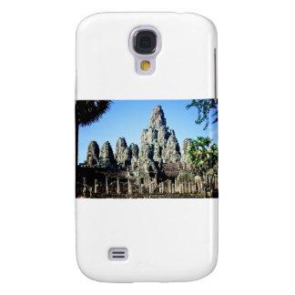Bayon Temple in Angkor, Cambodia Galaxy S4 Case
