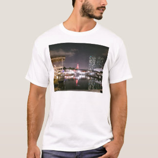 Bayside Market place Miami T-Shirt