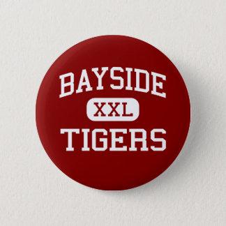 Bayside - Tigers - High - Bayside California 6 Cm Round Badge