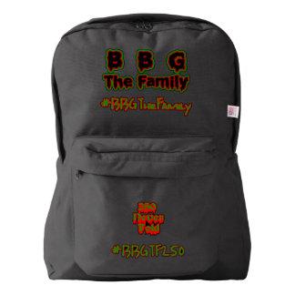 BBG The Family Backpacks Backpack