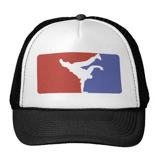 BBOY major league hat