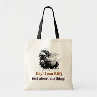 BBQ Beast Tote Bag