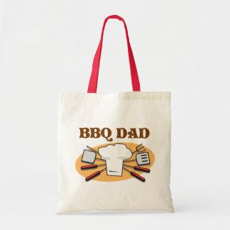 BBQ Dad Tote Bag