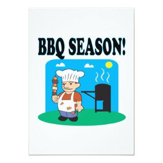 BBQ Season 2 Card