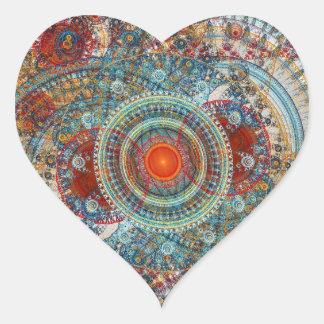 BC Julian 05 Heart Sticker