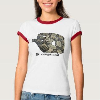 BC Longicauda Ladies Ringer T-Shirt