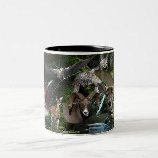 BC Wildlife Coffee Mug