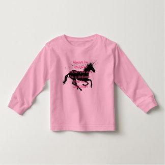 Be a Unicorn Toddler T-Shirt