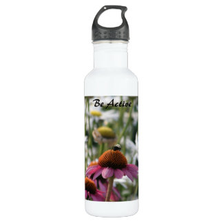 Be Active 24oz Water Bottle