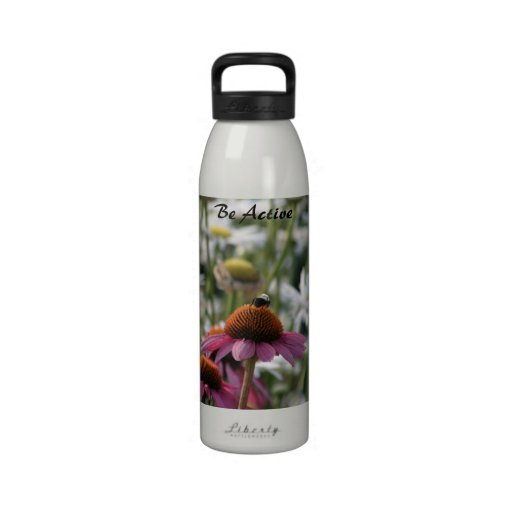 Be Active Reusable Water Bottles