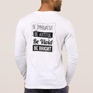 Be BRIGHT Henley Long-Sleeve Shirt, Men's
