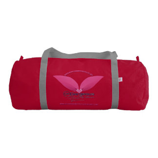 Be Gorgeous Styles bY Mimmie Gym Duffel Bag