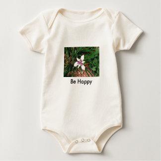 Be Happy Baby Bodysuit