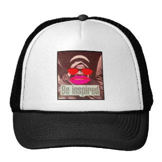 Be Inspired Mesh Hat
