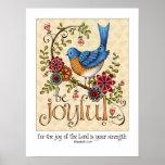 Be Joyful - Fine Art Print
