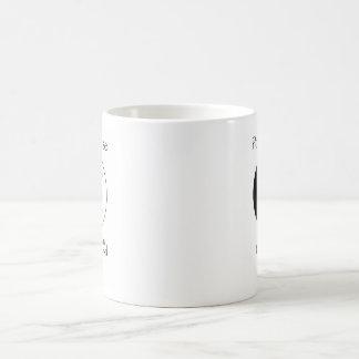 Be like an empty vessel mug from PondhHouse Dojo