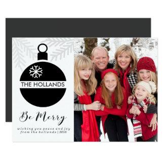 Be Merry Christmas Cards | CHSRITMAS