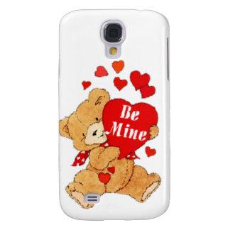 Be Mine Valentine Teddy HTC Vivid Cases