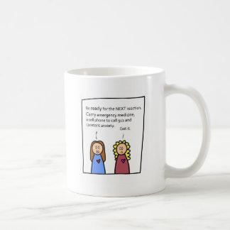 Be Ready Coffee Mug