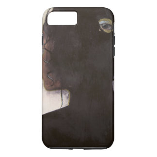 Be Seeing You: Woman with Eyes in Back of Her Head iPhone 7 Plus Case