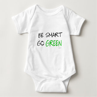 BE SMART BABY BODYSUIT