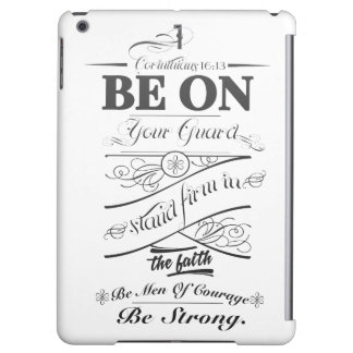 Be Strong!! iPad Air Case