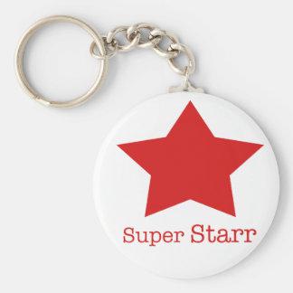 Be Super Starr! Key Ring