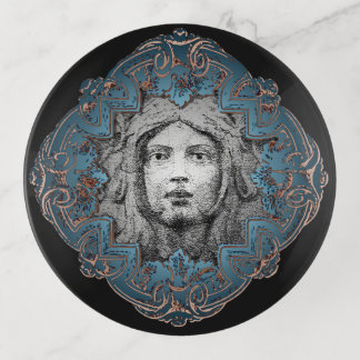 Be The Goddess Trinket Trays