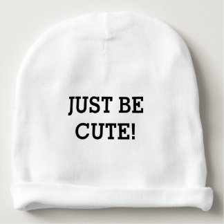 BE YOU Baby Beanie Hat
