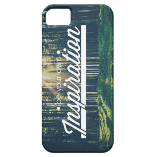 Be your own Inspiration phone case