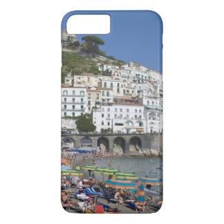 Beach at Amalfi, Campania, Italy iPhone 8 Plus/7 Plus Case