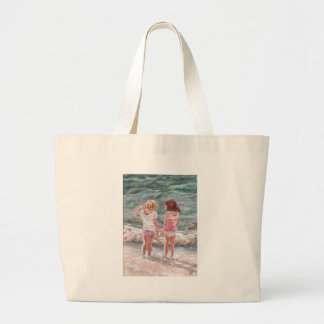 Beach Babies Jumbo Tote Bag