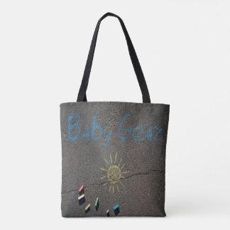 Beach Baby Gear Tote Bag