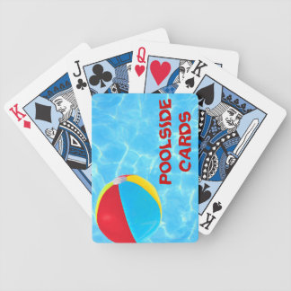 Beach Ball Playing Cards