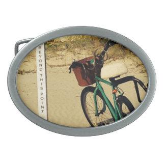 Beach Bicycle Belt Buckle
