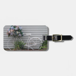 Beach Bicycle Luggage Tag