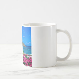 Beach French Cul De Sac Saint Martin Coffee Mug