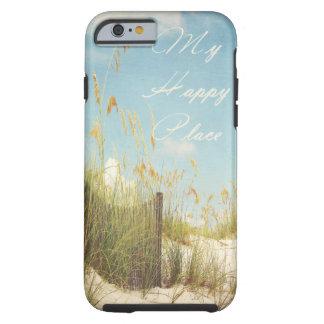 Beach Happy Place iPhone 6 case