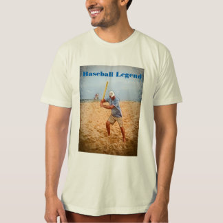 Beach Legend Baseball Tee