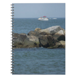 Beach Note book