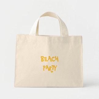 BEACH PARTY MINI TOTE BAG